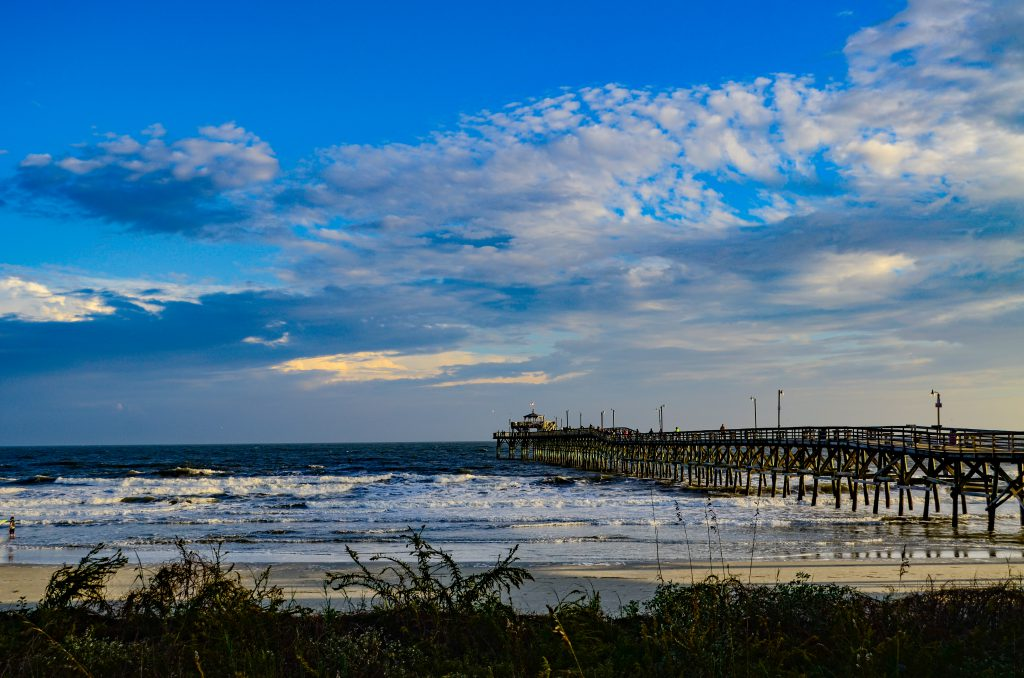 Pier Fishing this Fall in Myrtle Beach